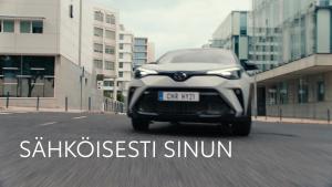 Tarjolla Suomen suosituin hybridimallisto ja tuhansien eurojen etuja: Corolla-, C-HR- ja Yaris-malleihin Hybridipaketti 0 €. Etu...