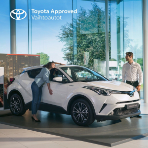 Toyota Approved Vaihtoautot