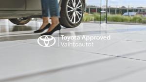 HUOLETTOMIA KILOMETREJÄ Käytetty ei ole koskaan tuntunut näin uudelta  Jokainen Toyota Approved Vaihtoautot -ohjelman auto on ko...