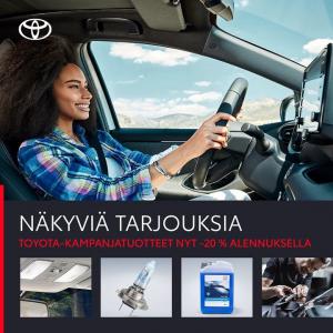 Laadukkailla tuotteillamme varmistat puhtaan näkymän ja turvallisemman ajokokemuksen. Kampanjatarjouksena nyt Optiwhite-polttimo...